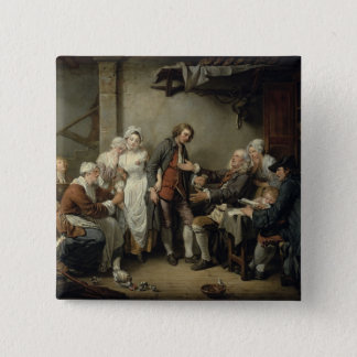 The Village Agreement, 1761 Button