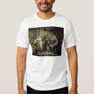 Chicken man t shirts shirt designs zazzle for T shirt licensing agreement
