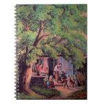 The Village Blacksmith Notebook