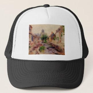 The Village by Pierre-Auguste Renoir Trucker Hat