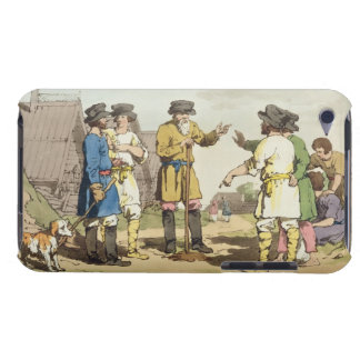 The Village Council, etched by the artist, publish iPod Case-Mate Case