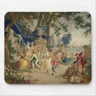 The village Fete after D.Teniers Mouse Pad