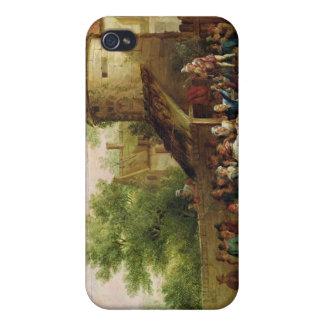 The Village Fete iPhone 4/4S Case