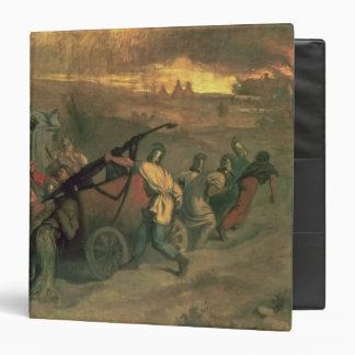 The Village Firemen, 1857 Vinyl Binders