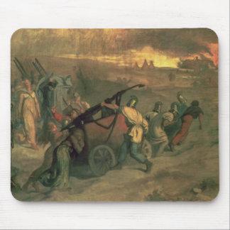The Village Firemen, 1857 Mouse Pad