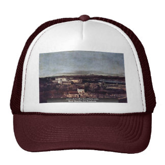 The Village Gazzada View From South-East Trucker Hat