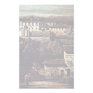 The Village Gazzada View From South-East Personalized Stationery