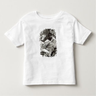 The Village Hero, from 'Leisure Hour', 1891 Toddler T-shirt