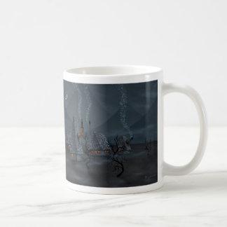 The Village Of Musicians Coffee Mug