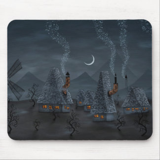 The Village Of Musicians Mouse Pad