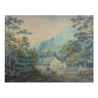 The Village of Rydal, Westmorland Postcard
