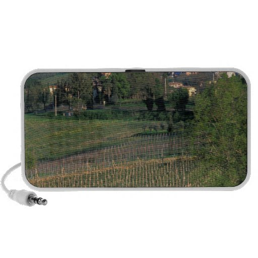 The village of San Gimignano sits in the rolling Travel Speaker