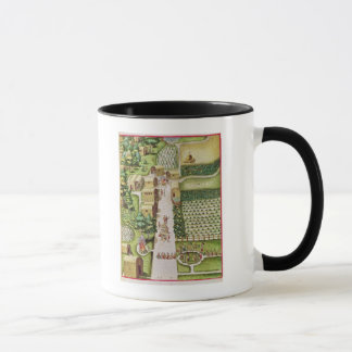 The Village of Secoton Mug