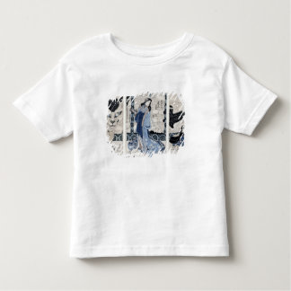 The village of Yatsuhashi at Okasaki Toddler T-shirt