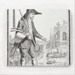 The Village Peasant, Born to Suffer, c.1780 Mouse Pad