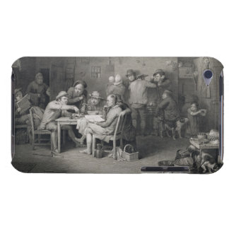 The Village Politicians, engraved by Abraham Raimb Barely There iPod Cover