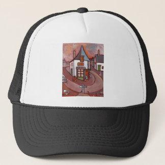 THE VILLAGE POST OFFICE TRUCKER HAT