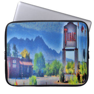 The Village, Tubac, Arizona Laptop Sleeve