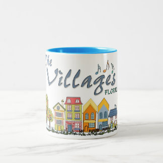 The villages florida community coffee mug