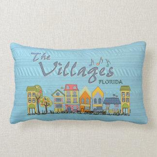 The villages florida community decorative pillow