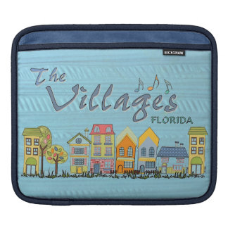The villages florida community ipad sleeve