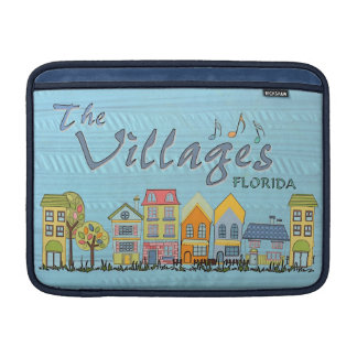 The villages florida community macbook sleeve