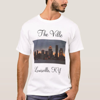 The Ville, Louisville, KY T-Shirt