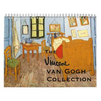 The Vincent van Gogh Collection 2010 Calendar