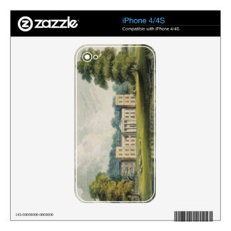 The Vine from the lake, from Ackermann's 'Reposito Decals For The iPhone 4S