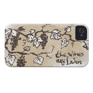 The Vines Are Laden Case-Mate iPhone 4 Cases