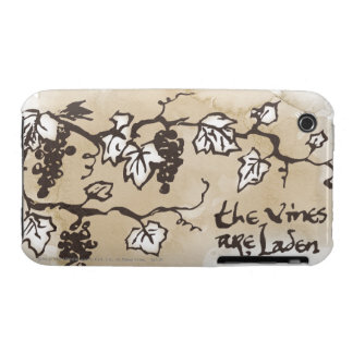 The Vines Are Laden iPhone 3 Case-Mate Cases