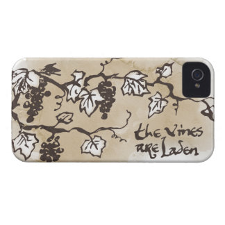 The Vines Are Laden iPhone 4 Case-Mate Cases