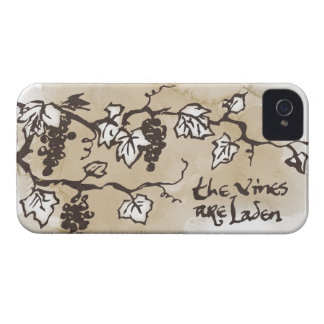 The Vines Are Laden iPhone 4 Cover
