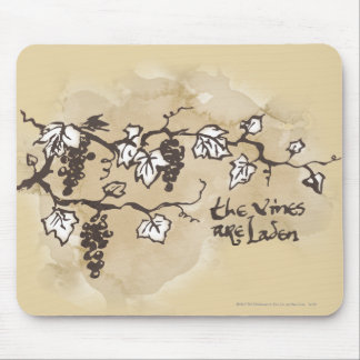 The Vines Are Laden Mouse Pad