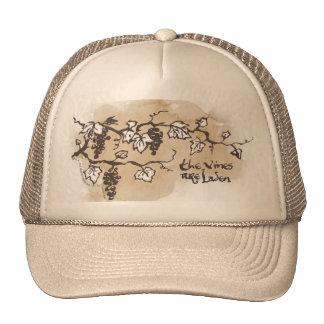 The Vines Are Laden Trucker Hat