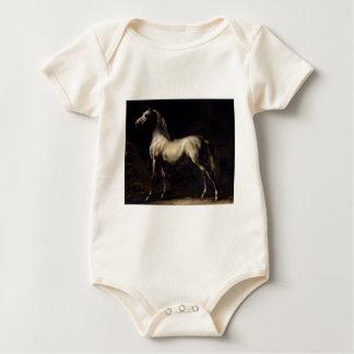 The Vintage Horse Baby Bodysuit