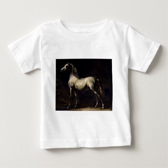 The Vintage Horse Baby T-Shirt