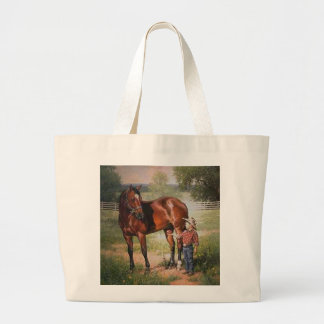 The Vintage Horse Bag