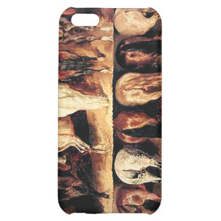 The Vintage Horse Cover For iPhone 5C