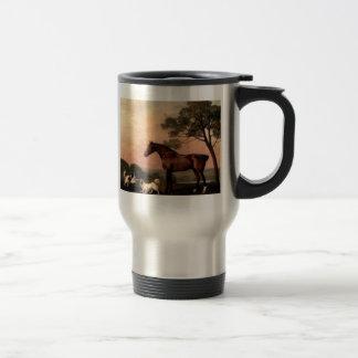 The Vintage Horse Travel Mug
