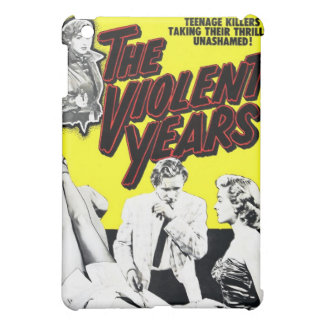 """The Violent Years"" iPad Case"