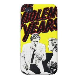"""The Violent Years"" iPhone Case"