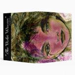 """The Violet Warrior"" Portrait Binder"
