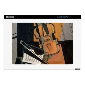 """The Violin, 1916 15"""" Laptop Skin"""