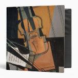The Violin, 1916 3 Ring Binders