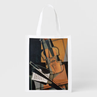 The Violin, 1916 Grocery Bags