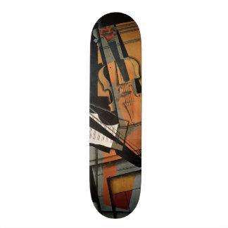 The Violin 1916 Skateboard