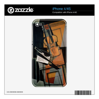 The Violin, 1916 Skins For iPhone 4