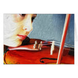 The Violin Student Card