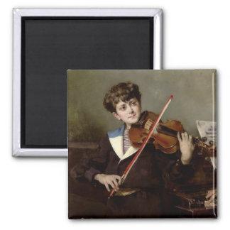 The Violinist Magnet